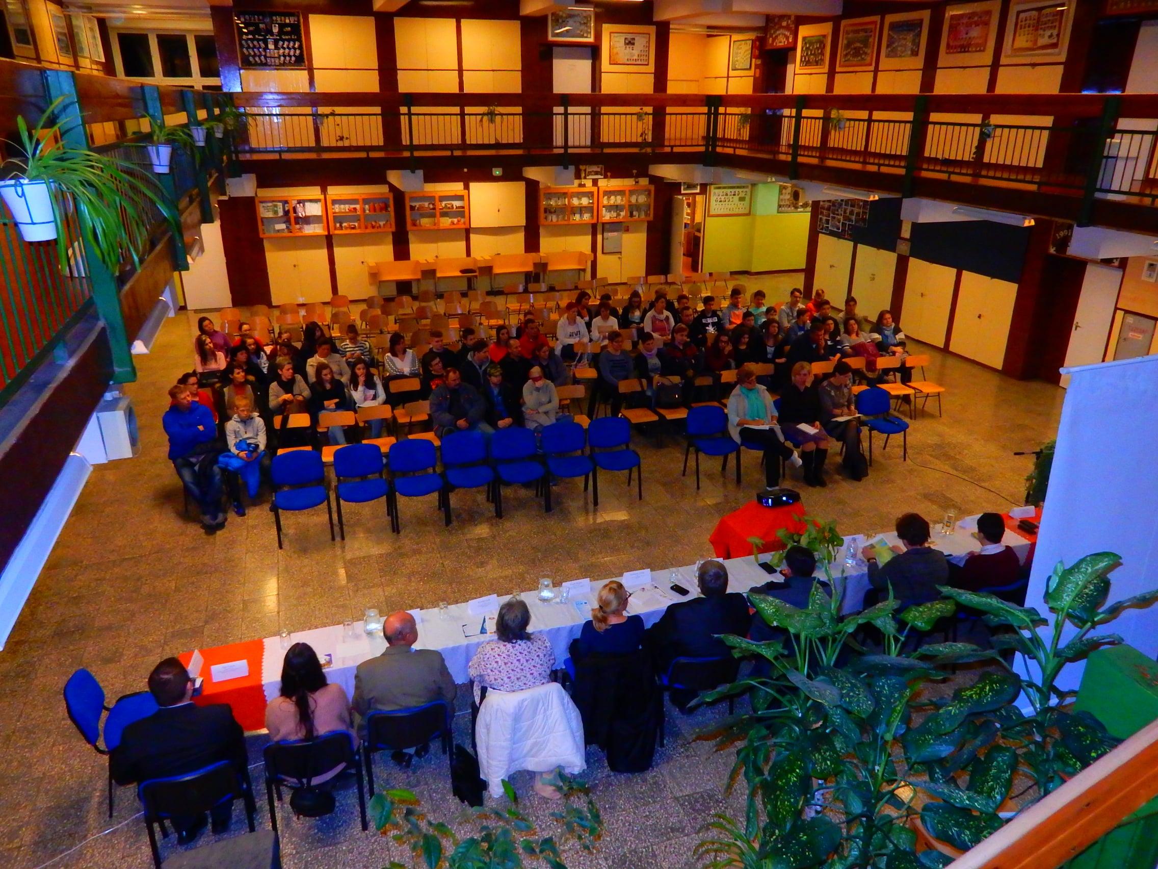 Pályaválasztási szülői értekezlet 2017.